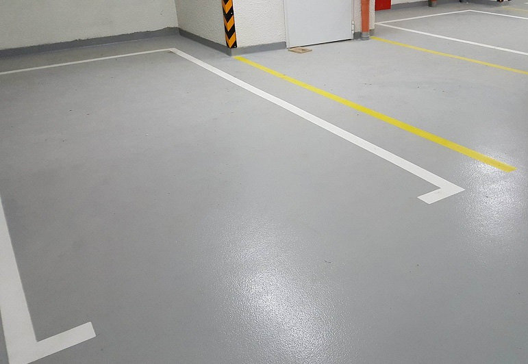 Affordable Epoxy Floor Coating