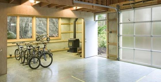Garage Epoxy Coating - Evanston
